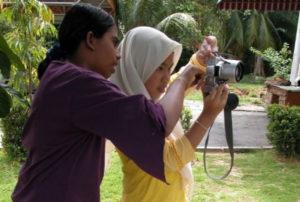 Fig. 5: Photography Workshop. Source: Arts-ED