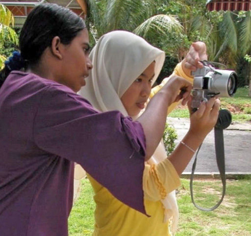 Photography- Myself, My Family, My Town, 2005 – 2006