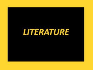 AEAM - LITERATURE