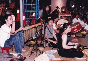 Ne Zha Musicians